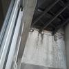 Recuperação da fachada - altura 70m x 10m largura