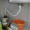 Reparo definitivo instalaçao hidraulica debaixo da pia da cozinha