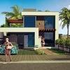 Realizar projeto arquitetônico para construir uma casa com três quartos