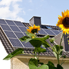 Instalaçao de energia solar  fotovoltaica