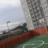 Reformar uma quadra de futsal