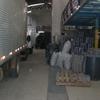 Lixar e frisar piso industrial existente