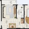 Projeto para Mobíliar  apartamento