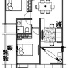 Projeto apto residencial