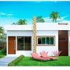Casa p´re-fabricada para terreno proximo praia para temporada