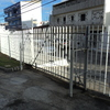 Substituição dos portões automatizados