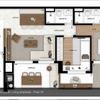 Projeto de design interiores - belém/sp