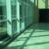 Troca de vidro trincado - adm central sesc sp