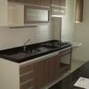Apartamento cozinha gabinete