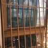 Manutenção de vidros da fachada do apartamento
