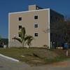 Construção de pequeno prédio residencial