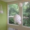 Limpar vidros em residência