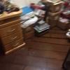 Realizar Troca de piso laminado em apartamento.