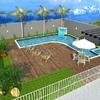Construção de piscinas em peabiru