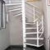 Orçamento de Escada em Ferro