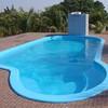 Construir  piscina de fibra 3x6m