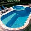 Construir  piscina concreto armado