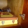 Dedetização de cupin em armário