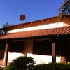 Colocação de blindex em uma varanda de uma casa (em volta da casa)