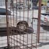 Reparo em portão de ferro