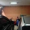 Ampliação garagem subterrânea em garagem existente