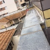 Reparar infiltração na parede externa de um prédio