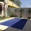 Construção de uma piscina