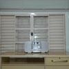 Instalação de janela anti ruido sobreposta