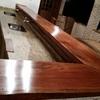 Orçamento de tampo de madeira para balcão