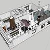 Projeto E Construção área De Lazer
