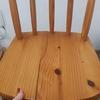Reforma de móvel (tela de cadeira)