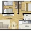 Decorar Apartamento  43,18 M²