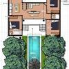 Construir uma casa de 66 mts2