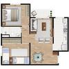 Colocar sanca aberta em apartamento