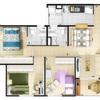 Reformar apartamento (banheiros, cozinha, varanda e sala)