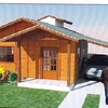 Construir Casa de Madeira Tratada  35m2