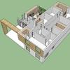 Construção de casa - condomínio reserva santa mônica - df-140