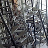 Construir uma Escada caracol de ferro