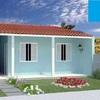 Construção de casa pré-fabricada