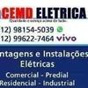 cemd eletrica servicos de eletricista